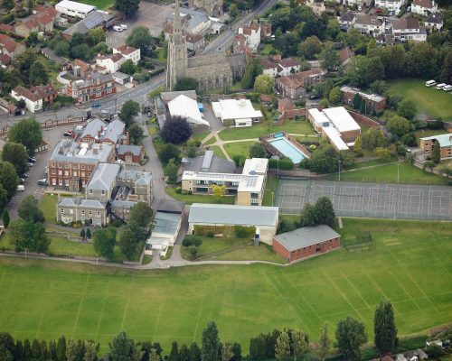 Colstons School